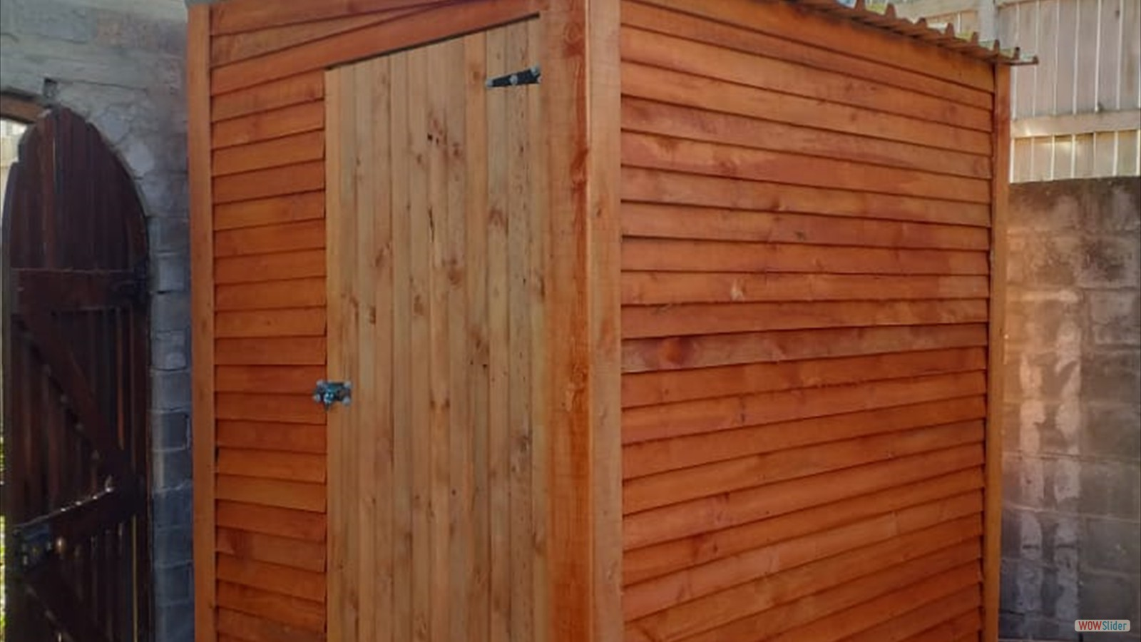 Tool Shed / Storage Units